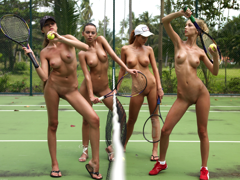 Теннис на раздевание xxx 9 фотография