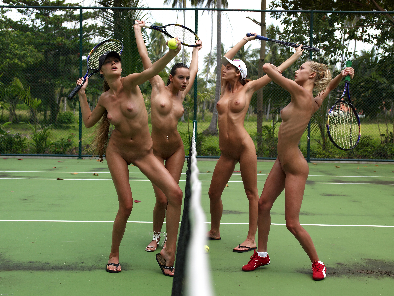 Обнаженный Спорт