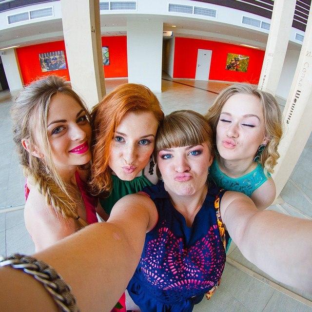 Фотки забавных девушек