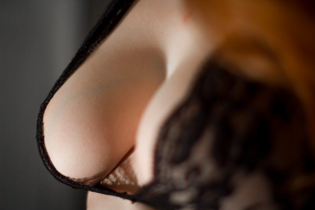 Девушки с большим размером груди