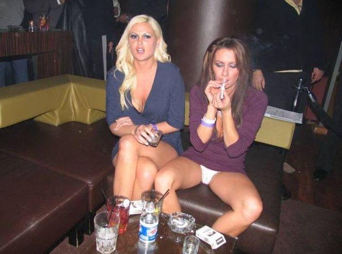 Пошлые смешные девушки