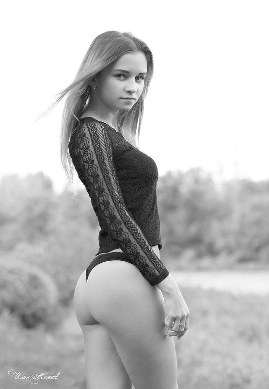 Красивые девушки — красивые попы