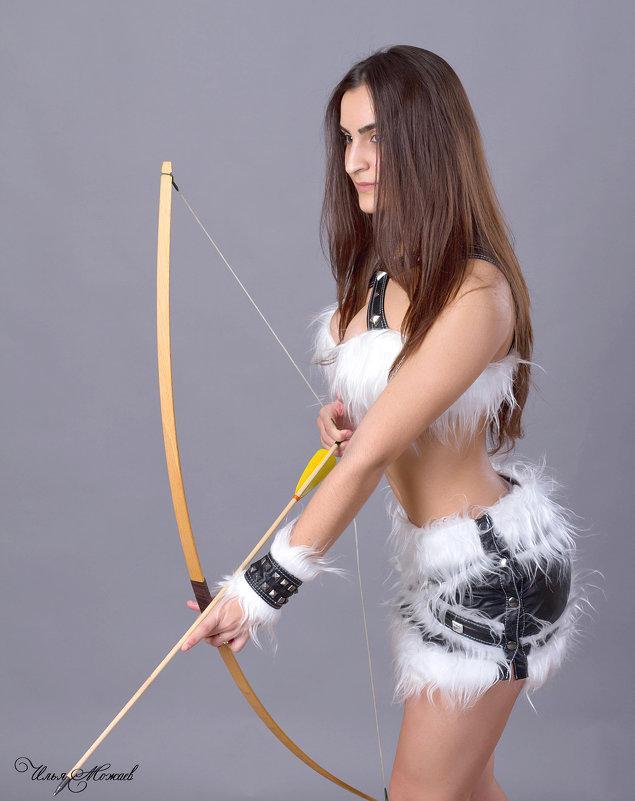 Женский косплей
