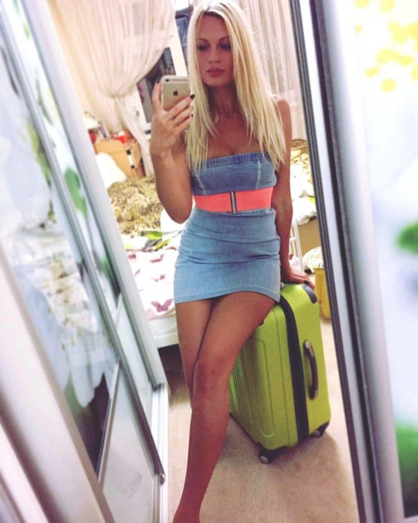 Селфи русских девушек из соцсетей