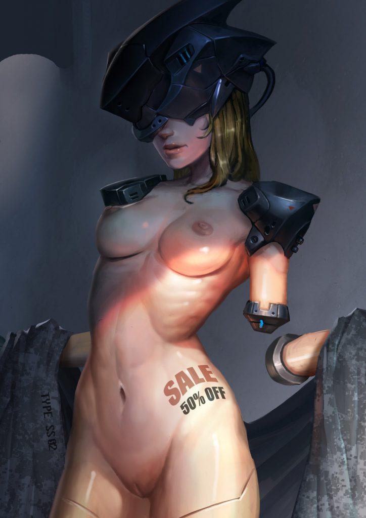 Эротический арт #10