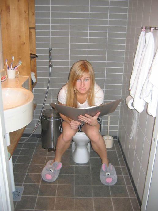 Забавно-развратные фото девушек