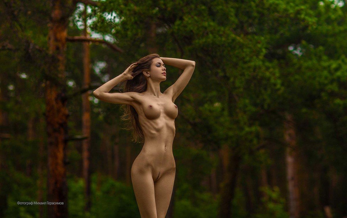 Обнаженные Фотографии Ольги