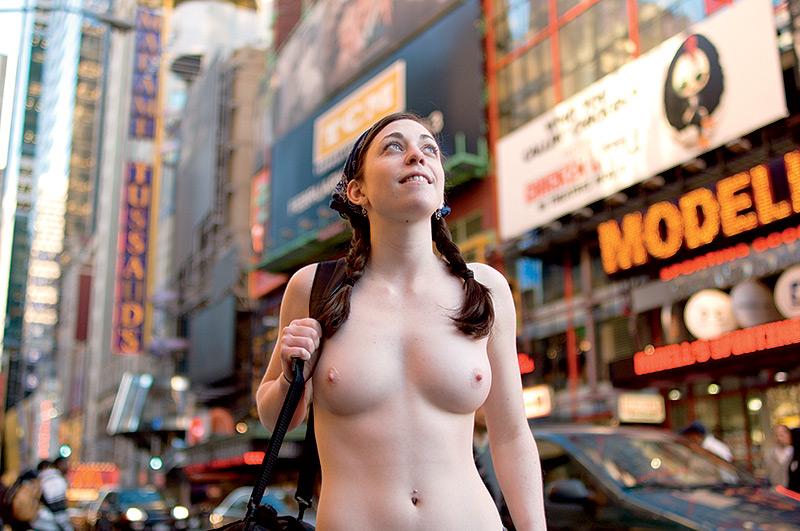 Naked new york girls